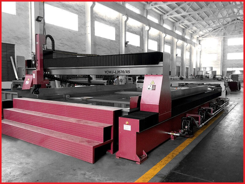 Wuxi YC waterjet will attend 124th Canton Fair